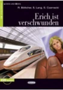 Erich ist verschwunden (1CD audio) par Lang