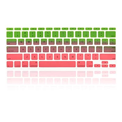 TOP CASE - Faded Ombre Silicone Keyboard Cover Skin for All Macbook