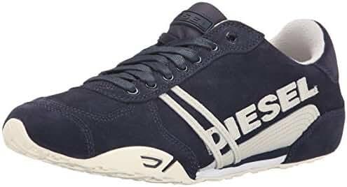 Diesel Men's Harold Solar Nylon Fashion Sneaker