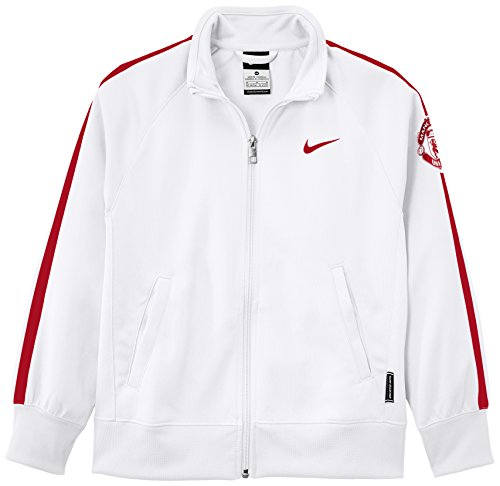 Nike Jacke Manchester United Track - Prenda, Color Blanco (White ...