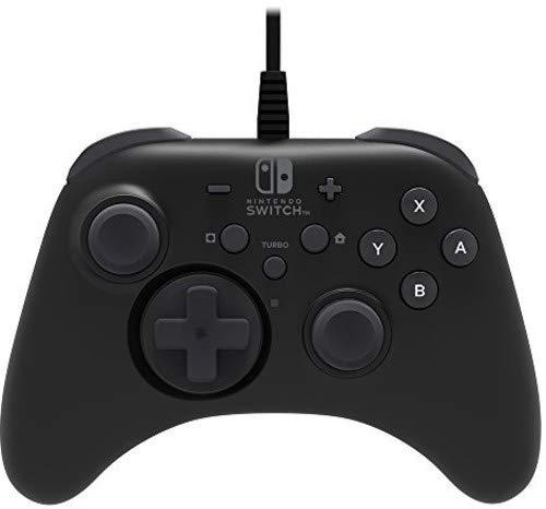 (HORI Nintendo Switch HORIPAD Wired Controller Officially Licensed by Nintendo - Nintendo Switch;)