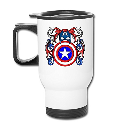 China Captain Costume (LEE75S Captain America Coas Present China Thermos)