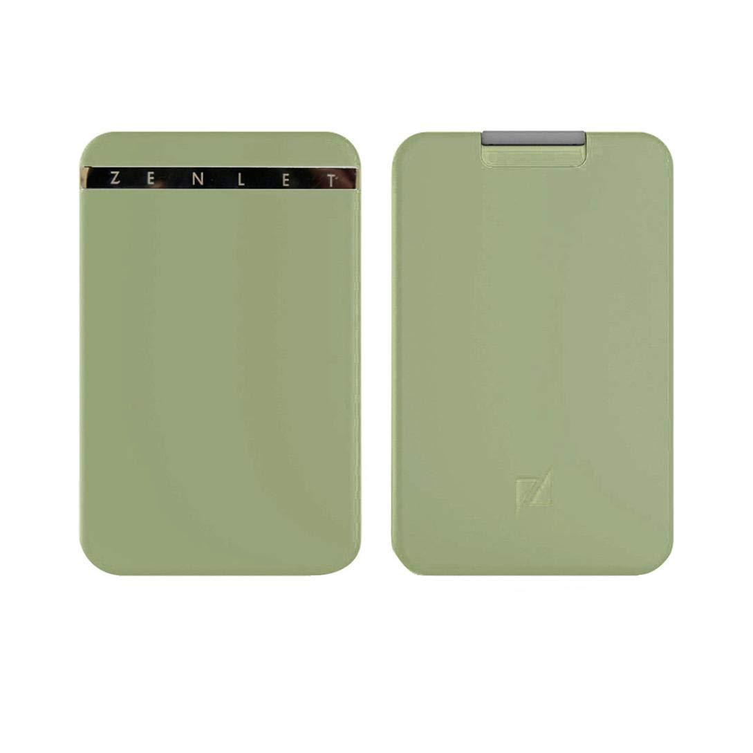 e92629d2315 TAOtTAO Zenlet Carte de crédit Package Anti-Side Wallet Action Push-Pull  pour Carte Noir, Green, 10x6.3x1.2cm: Amazon.fr: Sports et Loisirs