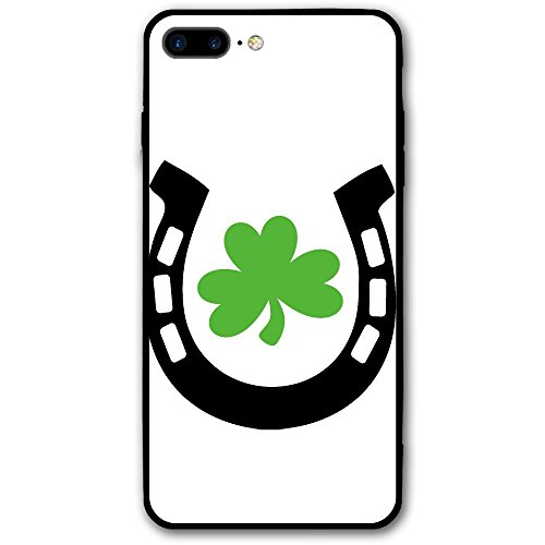 - Good Luck Shamrock Horseshoes Personality Printing Fashion IPhone 8 Plus Case Suitable For 5.5 Inches