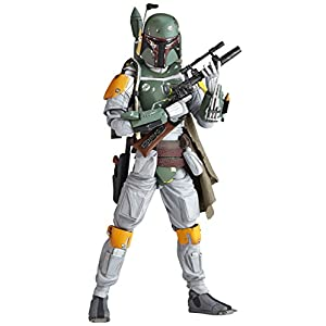 Star wars Revoltech Boba Fett painted action figure - 41poDLEYYzL - Animewild Star Wars Revoltech Boba Fett Painted Action Figure
