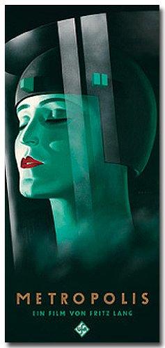 Seriegrafia por Werner Graul de Metropolis (pelicula de 1928 ...