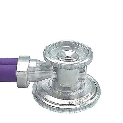 Cross Canada Crosscope 205 – Clinician Sprague Rappaport Series Stethoscope – Purple