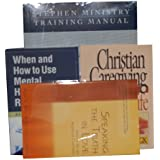Stephen Ministry Training Manuals (2 Volumes, Modules 1-25, Includes Christian Caregiving: a Way of Life, Speaking the Truth in Love, and When and How to Use Mental Health Resources)