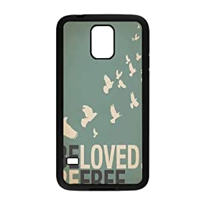Be Free Brand New Cover Case for SamSung Galaxy S5 I9600,diy case cover ygtg579855