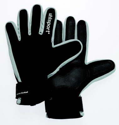uhlsport Hardground – Balón de fútbol guantes de portero (talla 8 ...