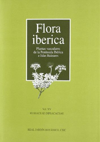 Descargar Libro Flora Ibérica. Vol. Xv. Rubiaceae-dipsacaceae: Vol. Xviii Santiago Castroviejo