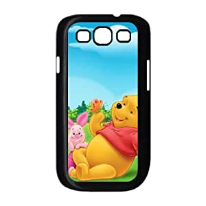 Winnie the Pooh Samsung Galaxy S3 9300 Cell Phone Case Black UI8304824
