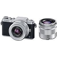 Panasonic DMC-GF7WK Compact System Camera (DSLM) with 12-32mm + 35-100mm Kit - International Version (No Warranty) Basic Intro Review Image