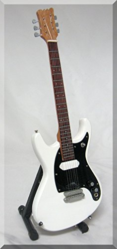 JOHNNY RAMONE Miniature Guitar Mosrite