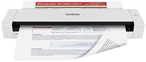 Brother Printer RDS720D Document Scanner (Renewed)