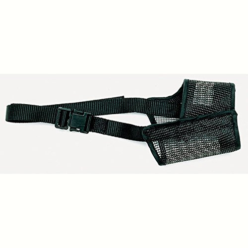 Best Fit Muzzle - Black (Size - Best Fit Muzzle Dog