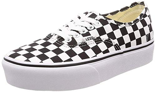 Platform 2.0 Checkerboard True White Size 5 ()