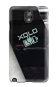 For Galaxy Note 3 Tpu Phone Case Cover(xolo Phone )