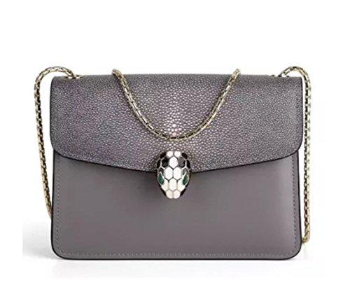 KYOKIM Portefeuille à Petit Lightgrey Main Sac Dames Mini Bag Sac épaule Décontracté Messenger rPnxtqr7
