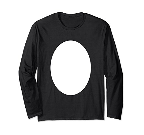 Unisex Three Blind Mice Mouse, Bear, Dog Wolf Costume T-shirt Small Black