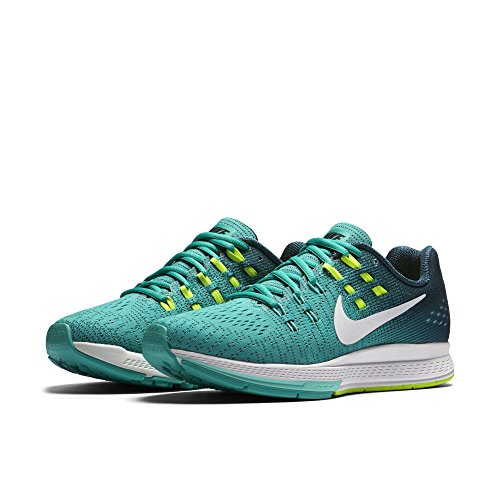 Shoes Turquoise Structure Zoom Mid NIKE Hyper Turquoise White Air Jade 19 Clear Running Mens YCCwqU