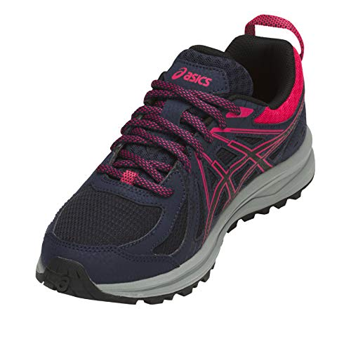 Chaussures Running framboise Frequent violet de Femme Asics nuit Trail rose wFEfaI