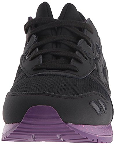 ASICS Mens GEL-Lyte III  Sneaker Black / Black zs5xEAI4VT