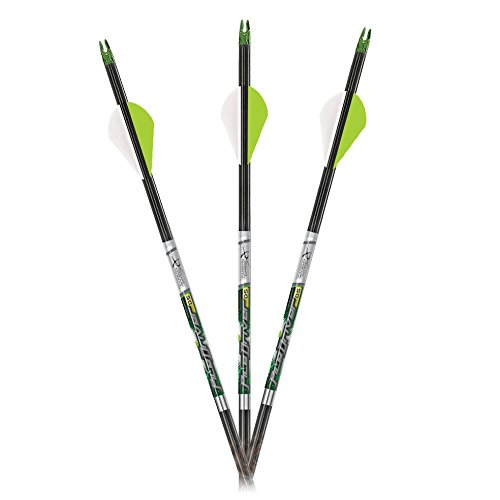 Carbon Express Pile Driver Ds Hunter 350 2'' Vanes (6 Pack) by Carbon Express