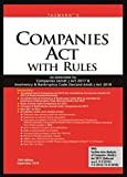 Companies Act With Rules (9th Edition 2018)