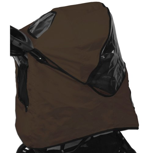 Pet Gear Weather Cover for Happy Trails Pet Stroller, Sahara