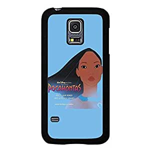 Galaxy S5 Mini Funda Case Disney Pocahontas Ultra Thin Perfect Plastic Anti-Scratch Fit For Samsung Galaxy S5 Mini Back Customized Cover