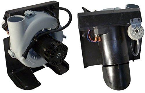 Bradford White Water Heater Exhaust Blower (117524-00, 110519-00) Fasco # W3 (Hot Water Heaters Bradford White)