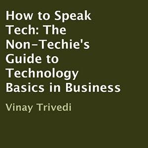 How to Speak Tech Audiobook