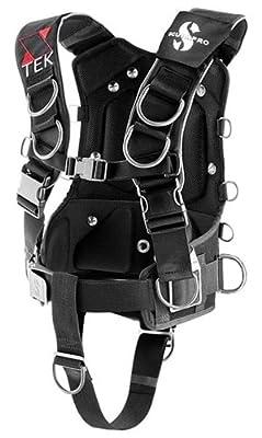 ScubaPro X-Tek Form Tek Harness W/O Backplate And C-Strap