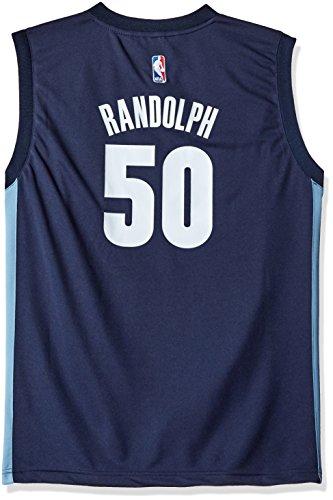NBA Youth 8-20 Memphis Grizzlies Randolph Replica Road Jersey-Dark Navy-L(14-16)