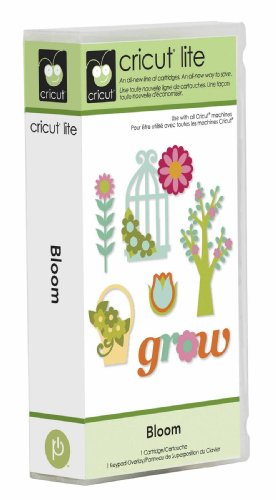 Cricut Lite Cartridge Bloom