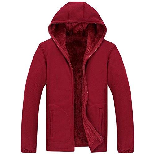 Velvet Winter Coat - 4