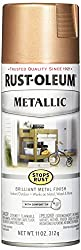 Rust-Oleum Metallic Gold Spray Paint