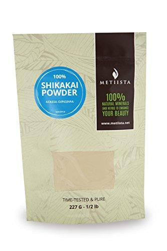 Shikakai Powder Acacia Concina 2lb 227g product image