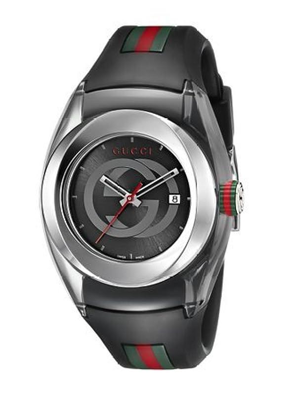 구찌 여성 시계 SYNC L YA13730