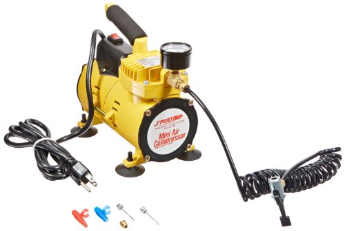 Sportime Professional Electric Ball Inflator, 1/8 HP Motor by Sportime
