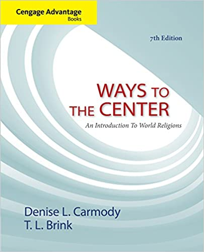 Amazon cengage advantage books ways to the center an cengage advantage books ways to the center an introduction to world religions 7th edition fandeluxe Choice Image