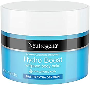 Neutrogena 6.7 Ounce Hydro Boost Hydrating Whipped Body Balm