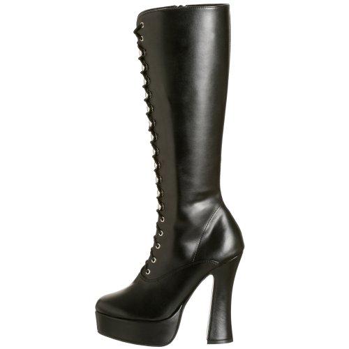 Blk Bottes Leather Femme Faux b pu Eu Pleaser ele2020 wYqHHB
