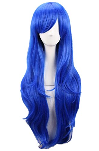 FWHWJ Princess Luna Cosplay Wig 33