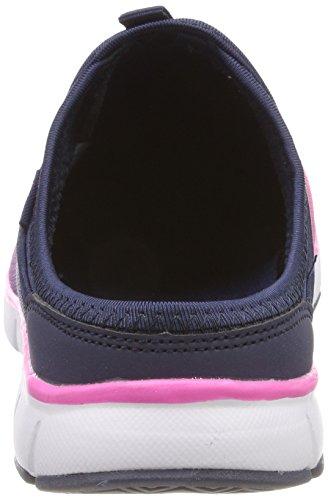 Blau Marine Pink Multi Damen Sabot Lico Slipper q7CaSxWw