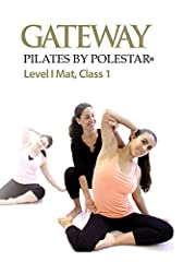 """Beautiful DVD that includes instruction of 10 Pilates Mat exercises by Shelly Power, Curriculum Director of Polestar Education. """"Gateway Pilates is designed to bring the best of Pilates to the public. Polestar has built the genius into each w..."""