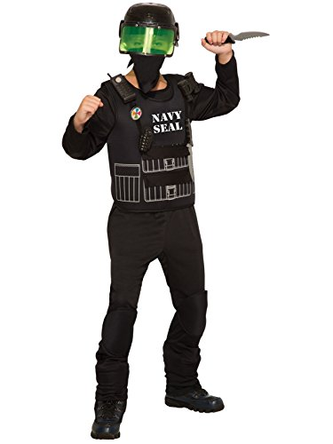 Forum Novelties Navy Seal Child's Costume, Large -
