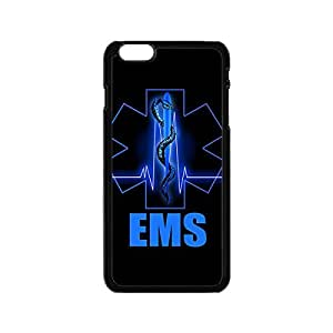 Vivid Color with Image from EMT EMS Medical Rescue Hard Plastic Printed Case Cover for iphone 6 4.7 by Maris's Diary