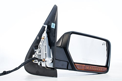 - Right Passenger Side Door Mirror for Ford Expedition (2007 2008 2009 2010) Lincoln Navigator (2007 2008 2009 2010 2011) FO1321377 Unpainted Heated Power Folding Outside Rear View Replacement